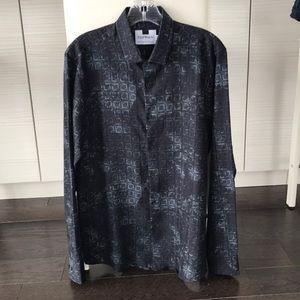 Topman button down dress shirt